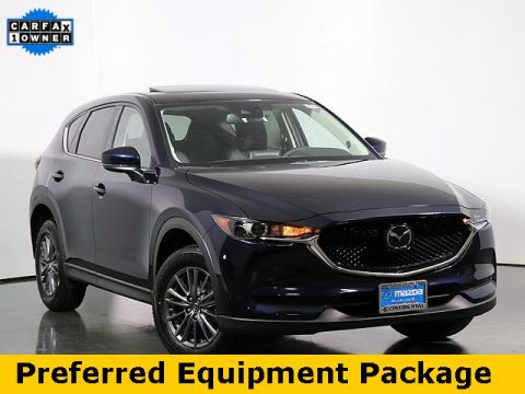 Certified Pre-Owned 2019 Mazda CX-5 Touring W/Preferred Equipment Package
