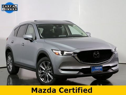 Certified Pre-Owned 2019 Mazda CX-5 Grand Touring W/Premium Package