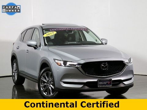 Pre-Owned 2019 Mazda CX-5 Grand Touring W/Navigation