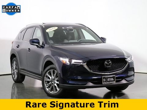 Certified Pre-Owned 2019 Mazda CX-5 Signature W/Mobile Starter