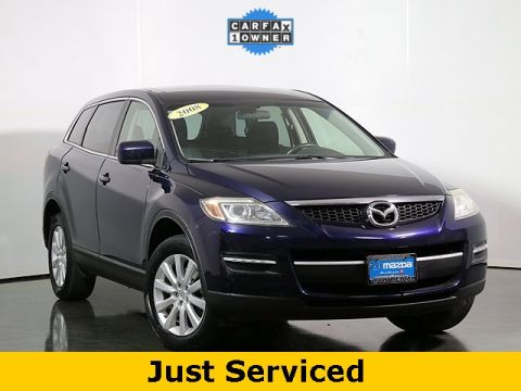 Pre-Owned 2008 Mazda CX-9 Sport W/Cloth