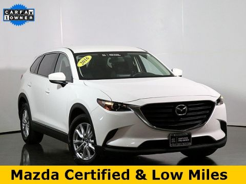 Certified Pre-Owned 2016 Mazda CX-9 Sport All Wheel Drive