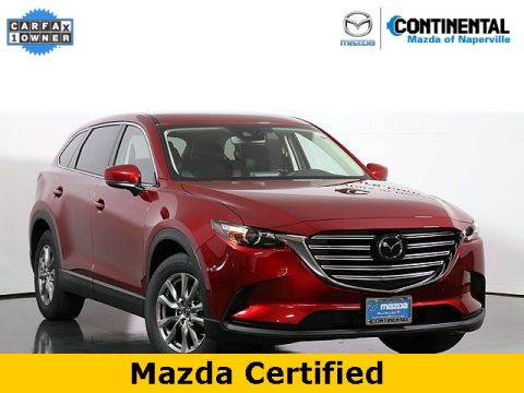 Certified Pre-Owned 2019 Mazda CX-9 Touring All Wheel Drive