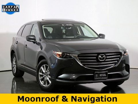 Certified Pre-Owned 2017 Mazda CX-9 Touring AWD