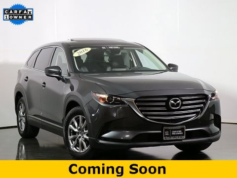 Certified Pre-Owned 2016 Mazda CX-9 Touring W/Moonroof