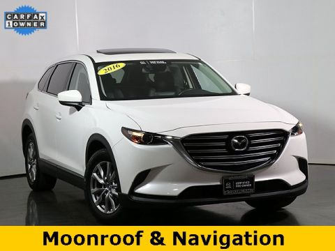 Certified Pre-Owned 2016 Mazda CX-9 Touring w/Premium Package