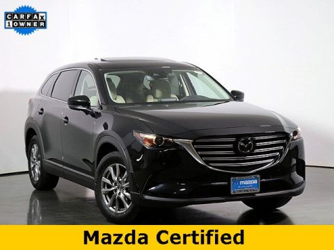 Certified Pre-Owned 2019 Mazda CX-9 Touring W/Premium Package