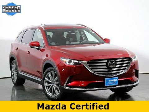 Certified Pre-Owned 2019 Mazda CX-9 Grand Touring W/Navigation