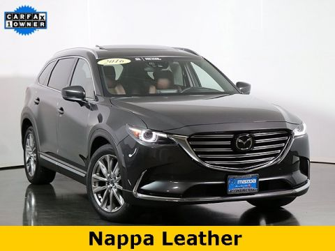 Certified Pre-Owned 2016 Mazda CX-9 Signature W/Nappa Leather