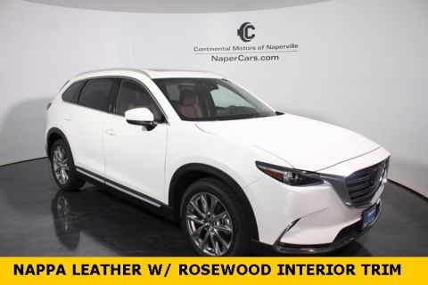 New 2017 Mazda CX-9 Signature