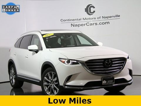 Certified Pre-Owned 2017 Mazda CX-9 Signature
