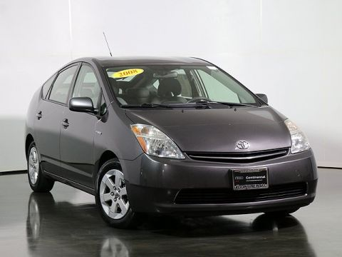 Pre-Owned 2008 Toyota Prius Base