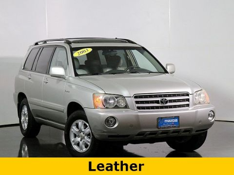 Pre-Owned 2003 Toyota Highlander Limited