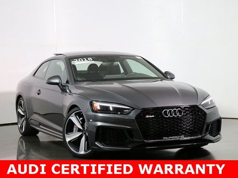 Pre-Owned 2018 Audi RS 5 2.9T